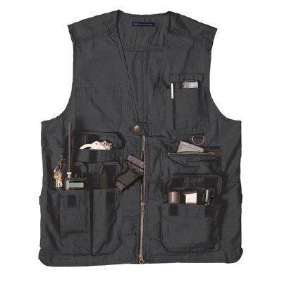 Gilet multipoches 5.11 Tactical noir