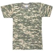 T-shirt manches courtes camouflage ArPat Army Pattern US