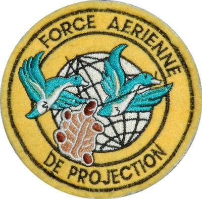 Ecusson Force Aérienne de Projection