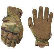 Gants Mechanix camouflage Multicam